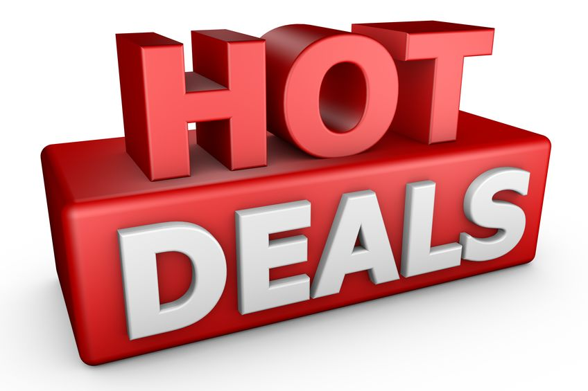 Hot Deals Box